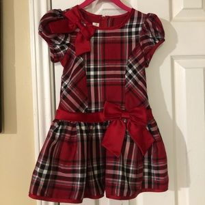 Other - Toddler plaid dress